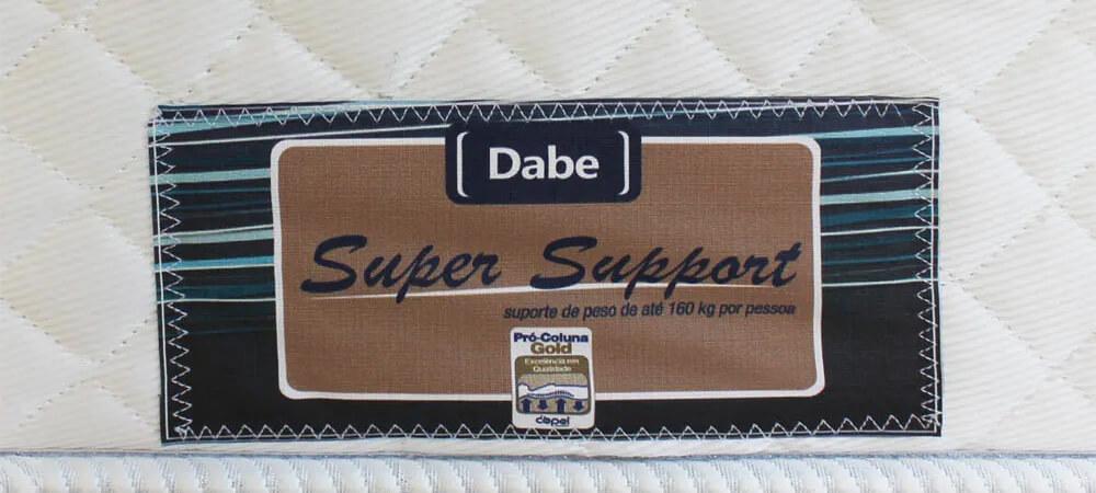Etiqueta Dabe Super Support